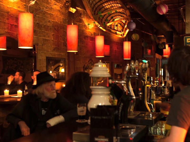 bar irlandes barcelona